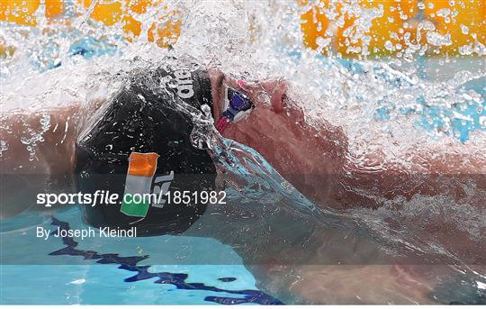 European Short Course Swimming Championships 2019 - Day 2