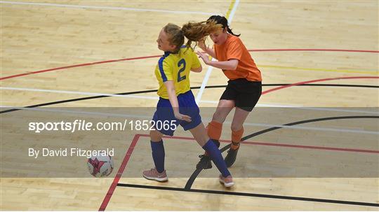 FAI Post Primary Schools Futsal National Finals
