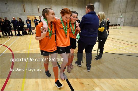 FAI Post Primary Schools Futsal National Finals