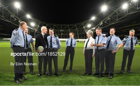 2019 Dublin South Central Garda Youth Awards in association with Aviva Launch