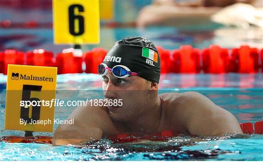 European Short Course Swimming Championships 2019 - Day 3