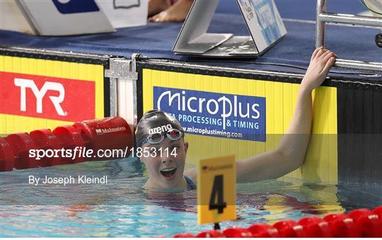 European Short Course Swimming Championships 2019 - Day 4