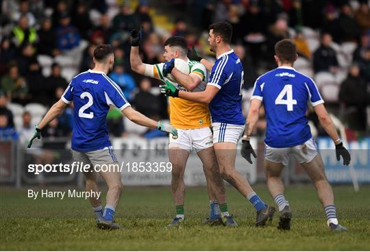Laois v Offaly - 2020 O'Byrne Cup Round 1