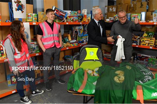 FAI Christmas Donation to St. Vincent de Paul
