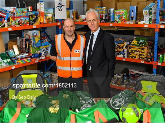 FAI Christmas Donation to St. Vincent de Paul