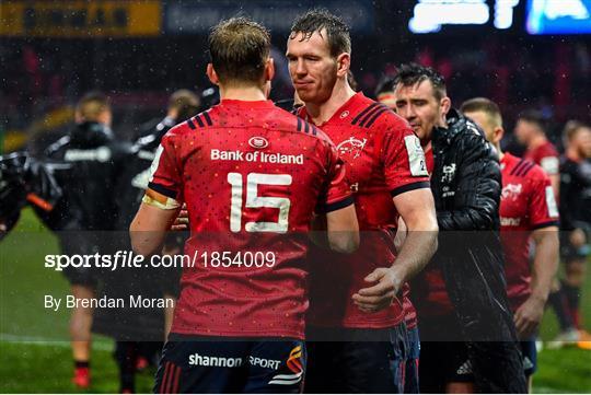 Munster v Saracens - Heineken Champions Cup Pool 4 Round 3
