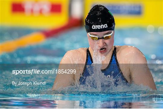 European Short Course Swimming Championships 2019 - Day 5