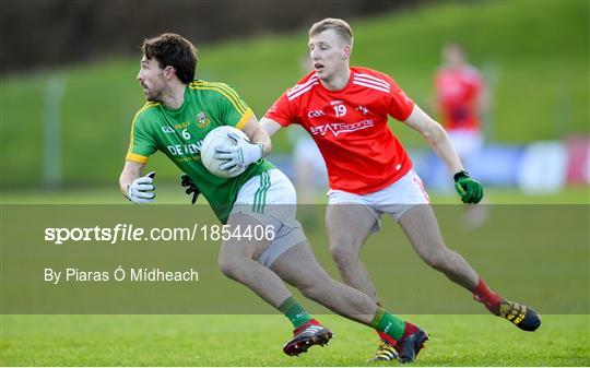 Meath v Louth - 2020 O'Byrne Cup Round 1