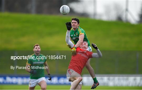Meath v Louth - 2020 O'Byrne Cup Round 1