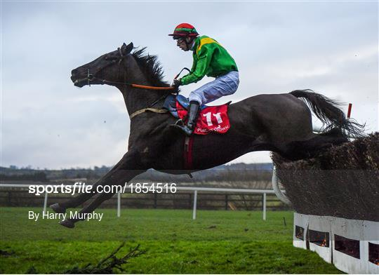 Horse Racing from Punchestown