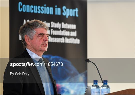 Concussion in Sport Study Launch