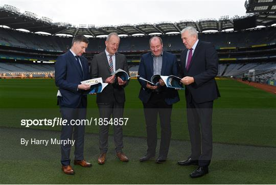 Launch of GAA Talent Academy and Player Development report