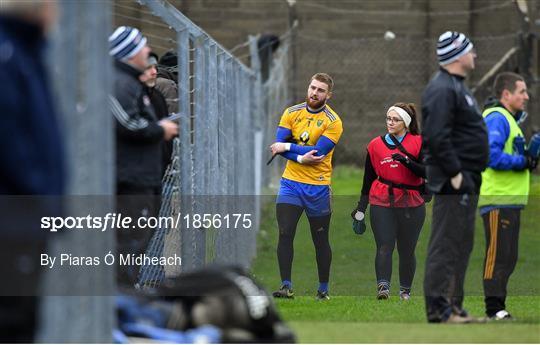 Wicklow v Kildare - 2020 O'Byrne Cup Round 2