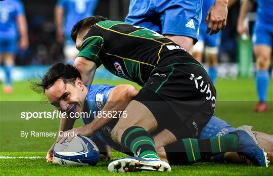 Leinster v Northampton Saints - Heineken Champions Cup Pool 1 Round 4