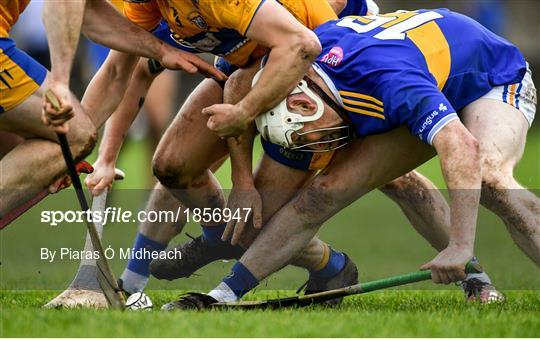Tipperary v Clare - Co-op Superstores Munster Hurling League 2020 Group A