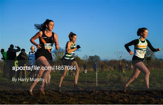 Irish Life Health Novice & Juvenile Uneven XC