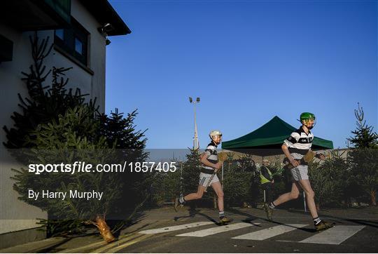 Dublin North Schools v St Kieran's College - Top Oil Leinster Schools Senior A Hurling Championship First Round