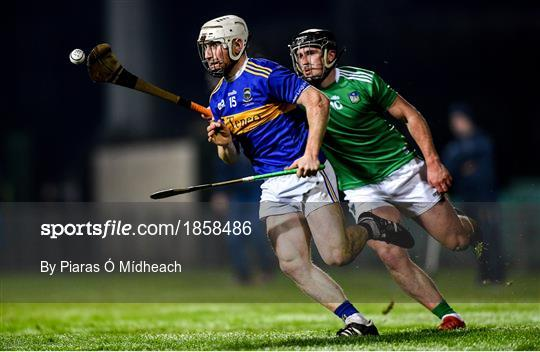 Limerick v Tipperary - Co-op Superstores Munster Hurling League 2020 Group A