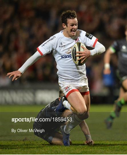 Ulster v Connacht - Guinness PRO14 Round 9