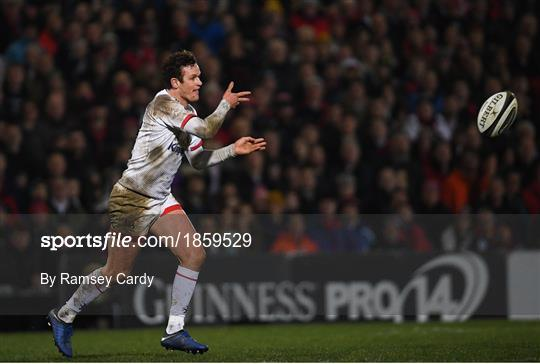 Ulster v Connacht - Guinness PRO14 Round 9
