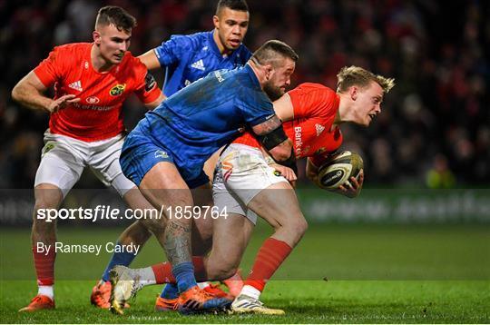 Munster v Leinster - Guinness PRO14 Round 9