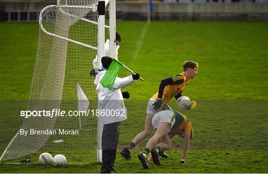 Kerry v Cork - 2020 McGrath Cup Group B