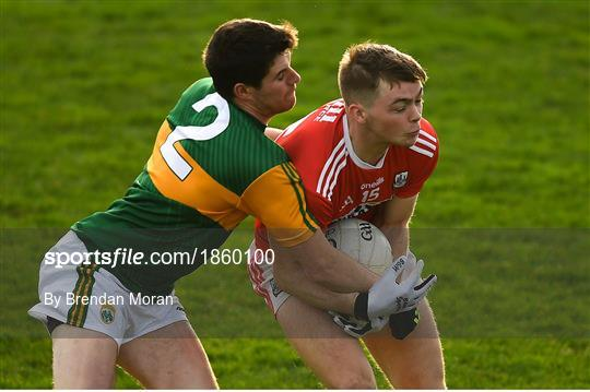 Kerry v Cork - 2020 McGrath Cup Group B