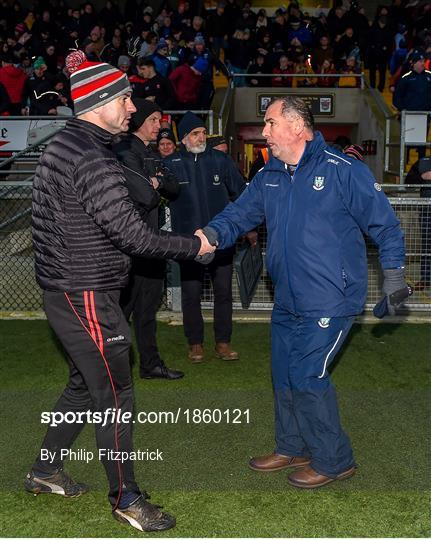 Monaghan v Derry - Bank of Ireland Dr McKenna Cup Round 1