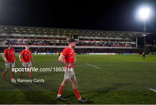 Ulster v Munster - Guinness PRO14 Round 10