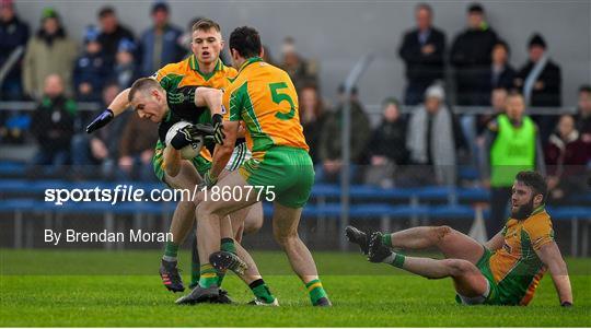 Corofin v Nemo Rangers - AIB GAA Football All-Ireland Senior Club Championship semi-final