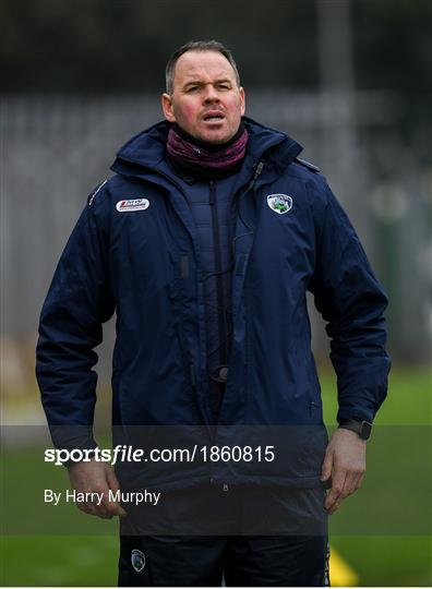 Meath v Laois - 2020 O'Byrne Cup Round 2