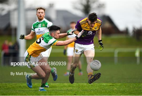 Offaly v Wexford - 2020 O'Byrne Cup Round 2