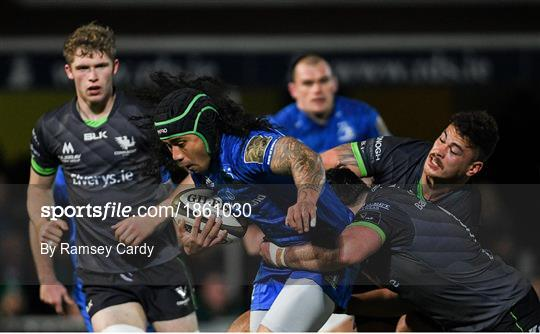 Leinster v Connacht - Guinness PRO14 Round 10