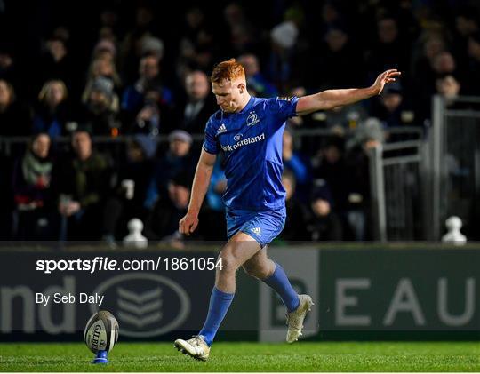 Leinster v Connacht - Guinness PRO14 Round 10