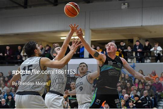 Garveys Warriors Tralee v DBS Eanna - Basketball Ireland Men's Superleague
