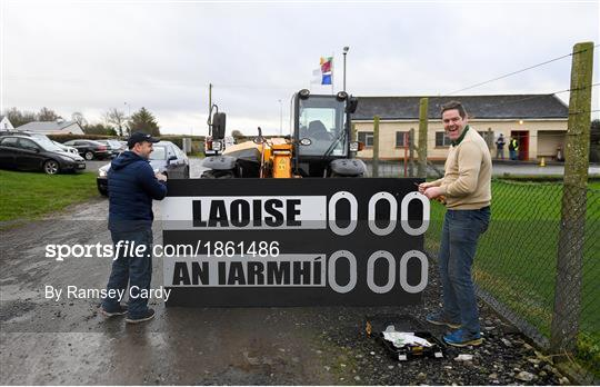 Laois v Westmeath - 2020 Walsh Cup Round 3