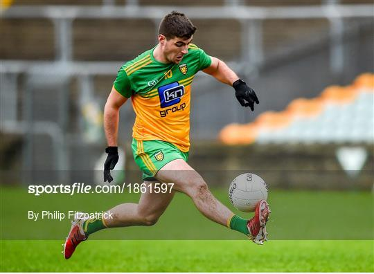 Donegal v Monaghan - Bank of Ireland Dr McKenna Cup Round 2
