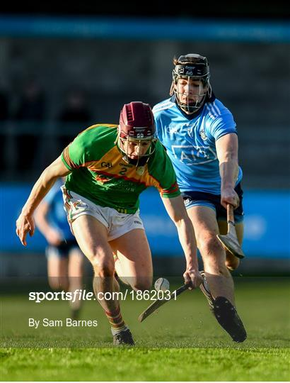 Dublin v Carlow - 2020 Walsh Cup Round 3