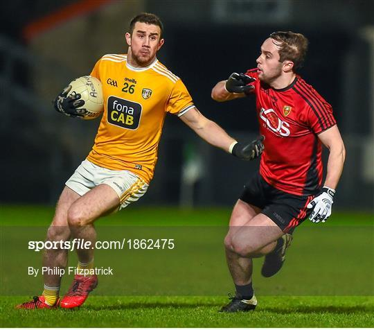 Down v Antrim - Bank of Ireland Dr McKenna Cup Round 3
