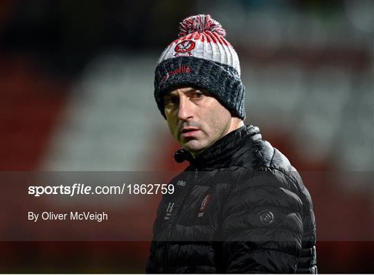 Derry v Donegal - Bank of Ireland Dr McKenna Cup Round 3