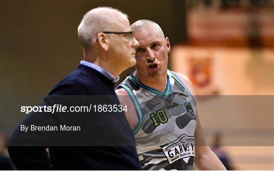 DBS Éanna v Garvey's Tralee Warriors - Hula Hoops Men's Pat Duffy National Cup Semi-Final