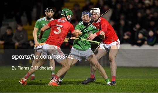 Limerick v Cork - Co-Op Superstores Munster Hurling League Final
