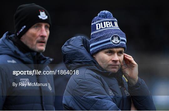 Longford v Dublin - O'Byrne Cup Semi-Final