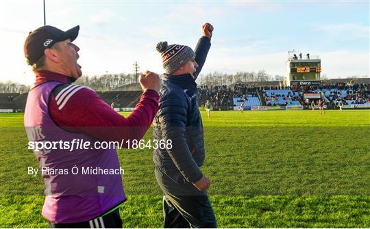 Mayo v Galway - FBD League Semi-Final