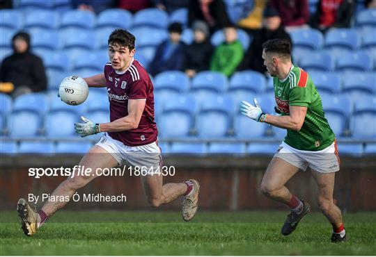 Mayo v Galway - FBD League Semi-Final