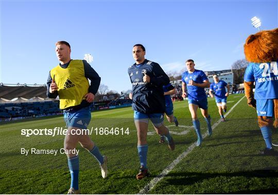 Leinster v Lyon - Heineken Champions Cup Pool 1 Round 5