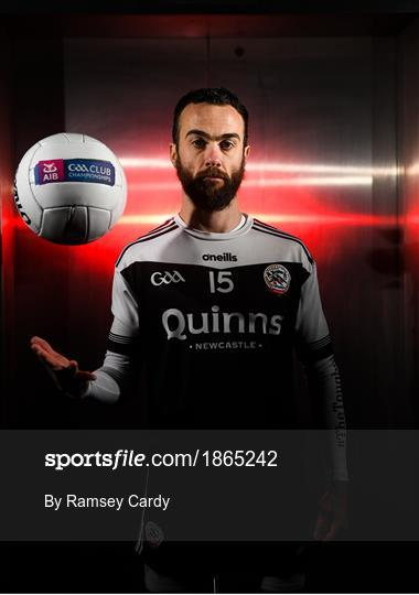 AIB GAA All-Ireland Club Championships Finals Media Day