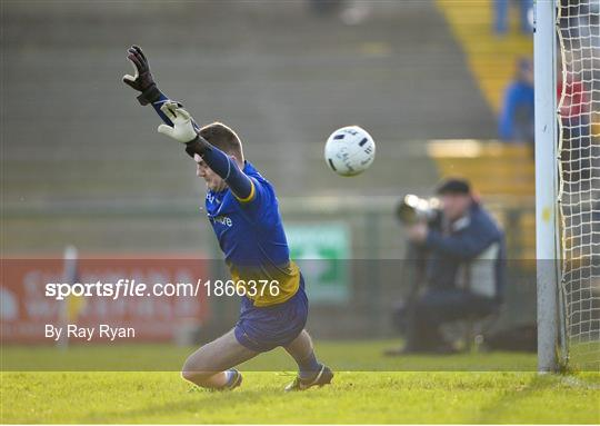 Roscommon v Galway - Connacht FBD League Final