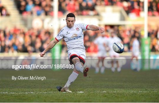 Ulster v Bath - Heineken Champions Cup Pool 3 Round 6