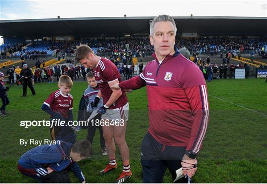 Roscommon v Galway - Connacht FBD League Final